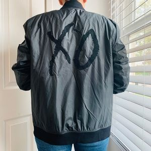 The Weeknd Bomber Jacket